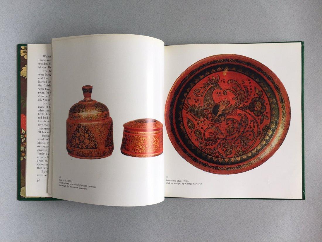 Khokhloma Folk Painting, book 1980 - 10