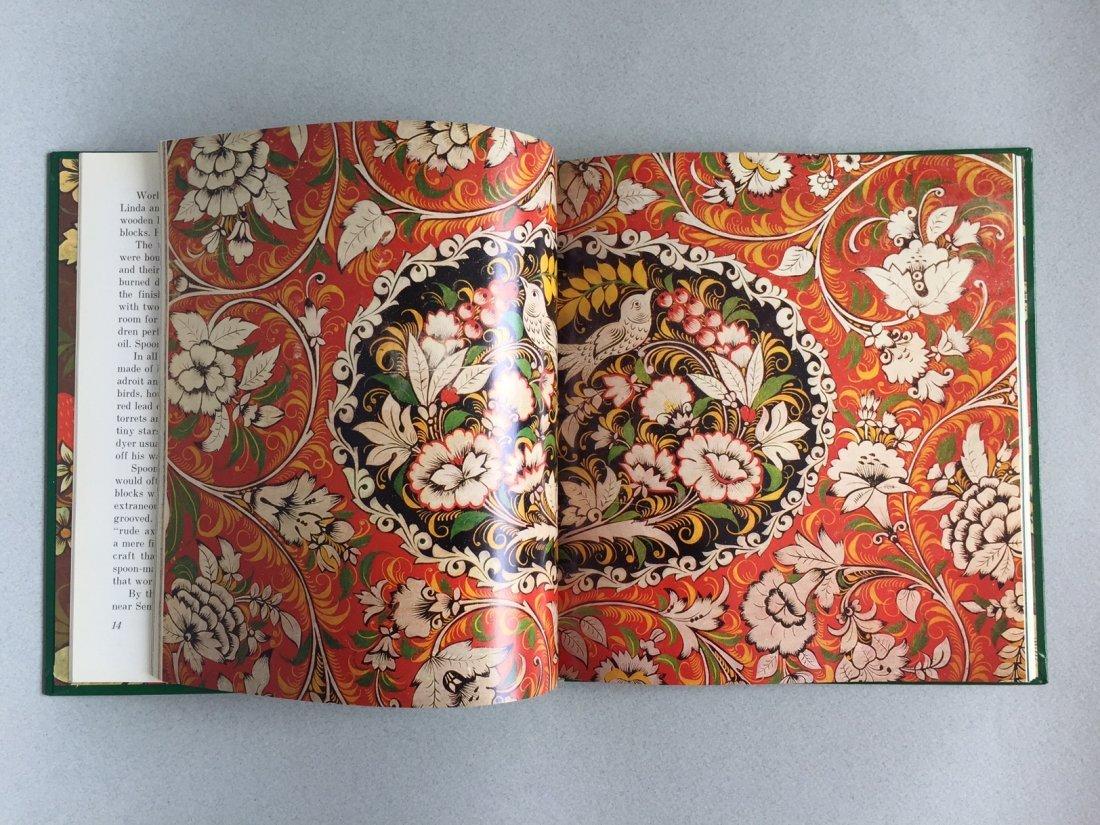 Khokhloma Folk Painting, book 1980 - 3