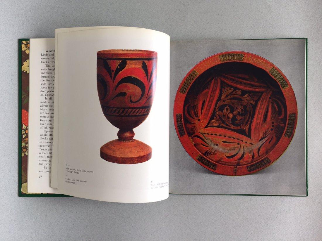 Khokhloma Folk Painting, book 1980 - 8