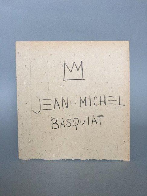 Jean-Michel Basquiat mixed media on paper - 5