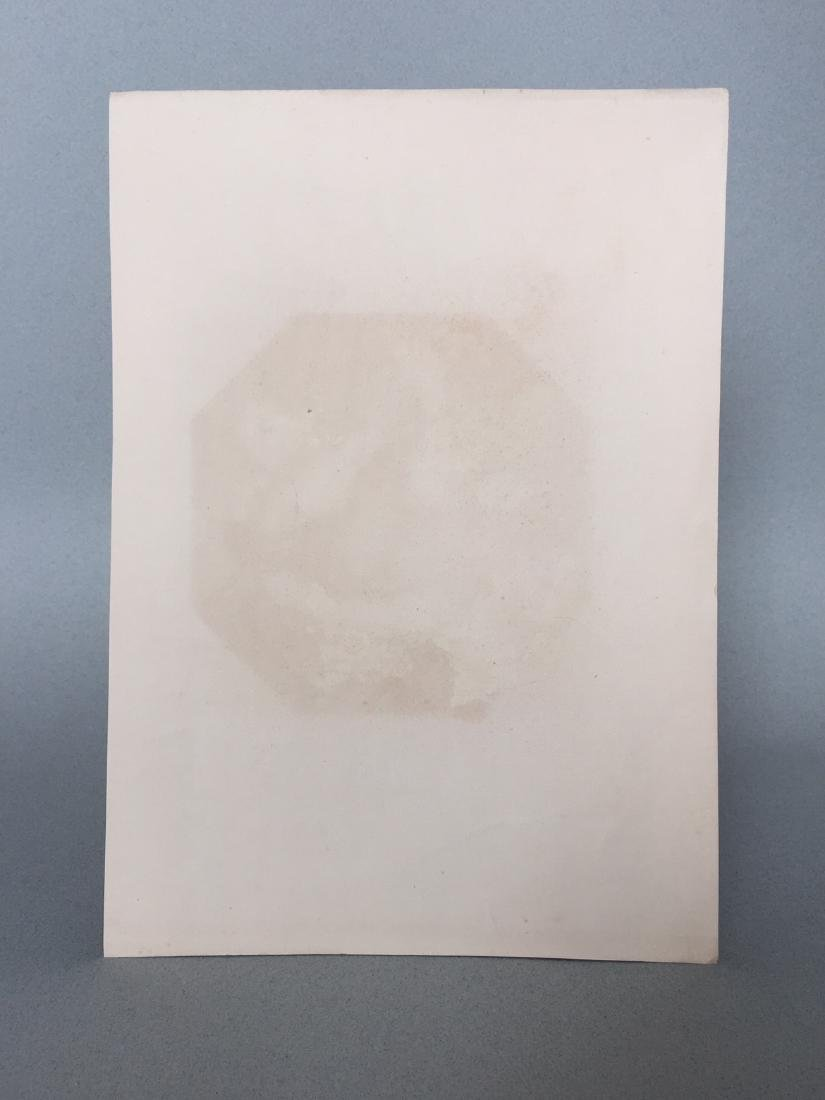 Engraving On Paper Signed In Print C. Cignani - 7