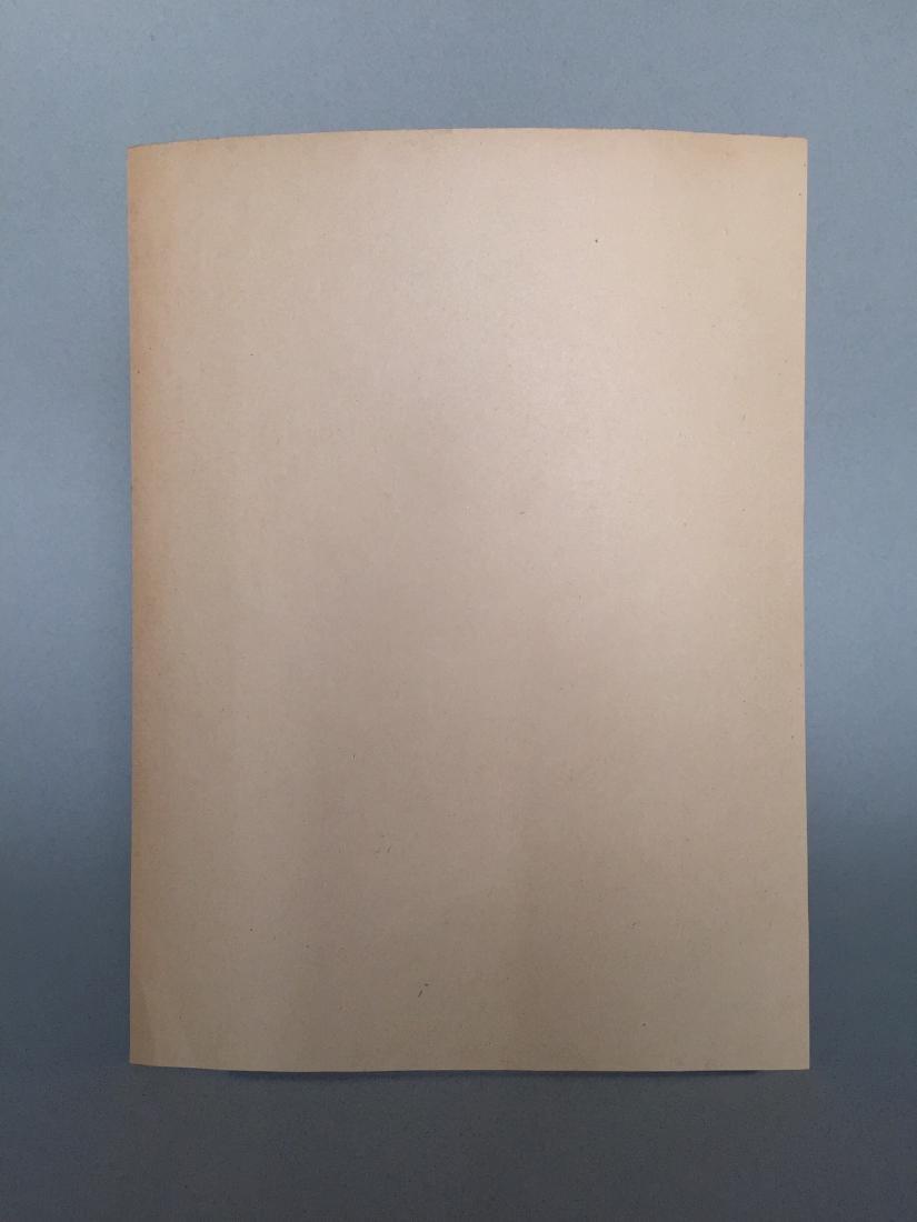 Gouache on paper Roy Lichtenstein - 7