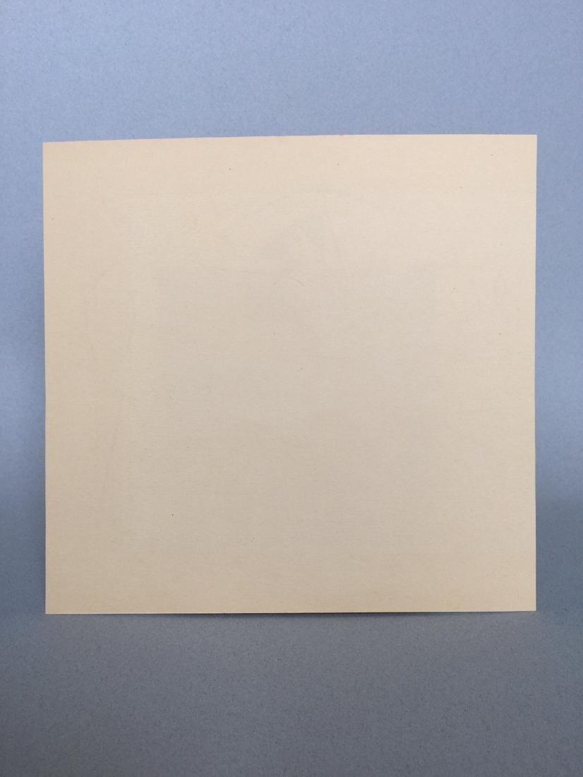 Crayon on paper Roy Lichtenstein - 6