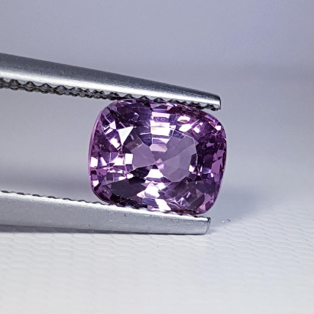 2.10 ct Collective Gem Cushion Cut Natural Spinel