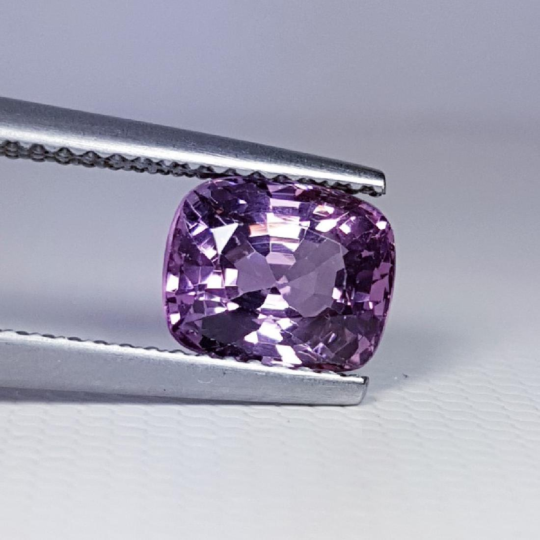 2.10 ct Collective Gem Cushion Cut Natural Spinel - 2