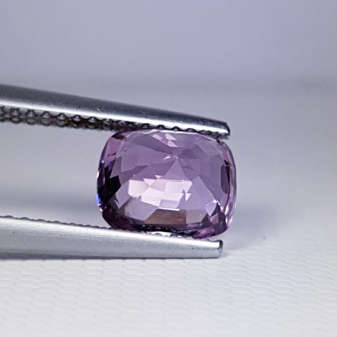 2.10 ct Collective Gem Cushion Cut Natural Spinel - 4