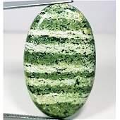 1940 ct Natural Green Suzi Opal