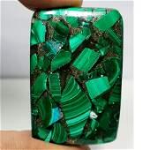 4405 ct Natural Copper Malachite