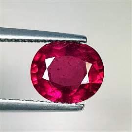 3.00 ct Natural Ruby