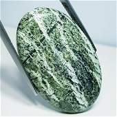 44.40 ct Natural Green Suzi Opal