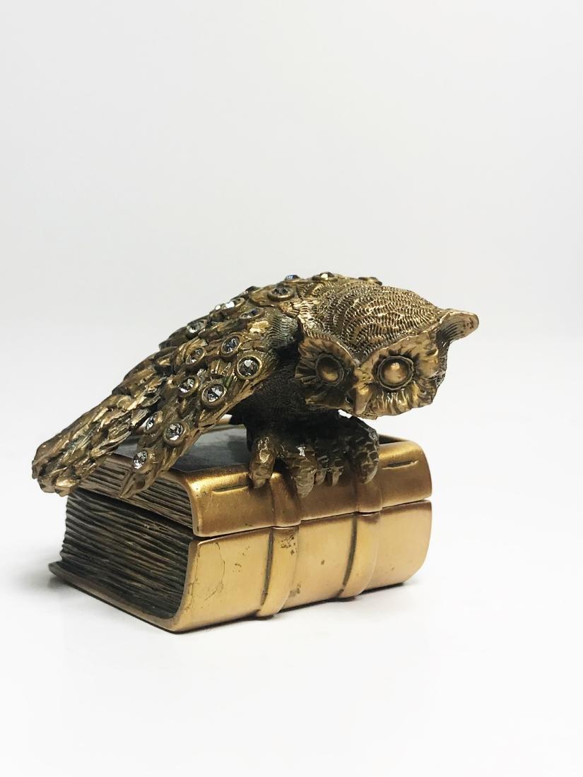 "An Edgar Berebi limited edition ""Wizard's Owlâ€"