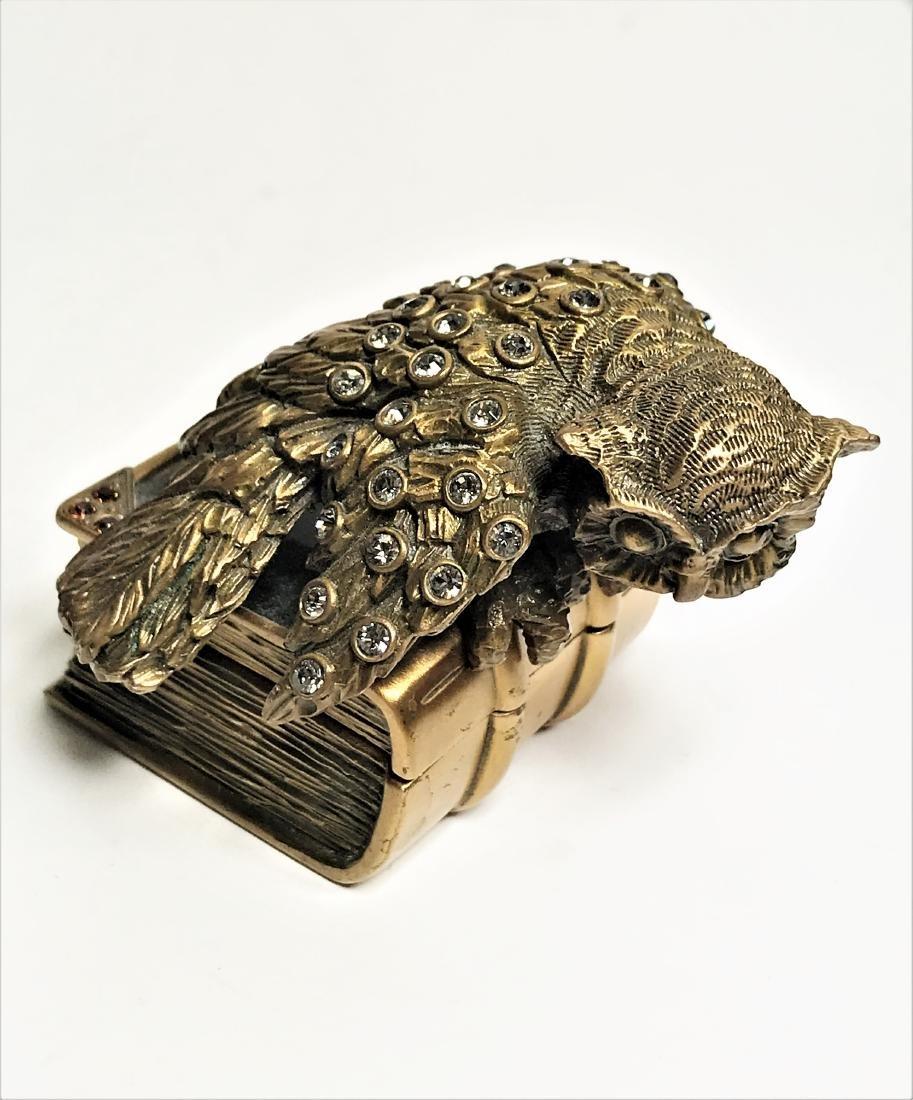 """An Edgar Berebi limited edition """"Wizard's Owl†- 3"""