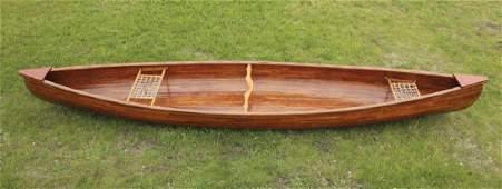 """Cedar Strip Canoe 15' 11"""""""
