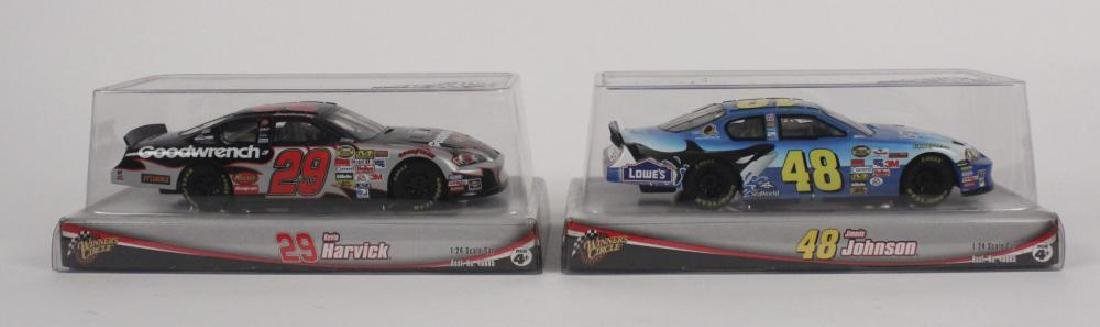 Kevin Harvick & Jimmie Johnson Nascar Collectibles - 2