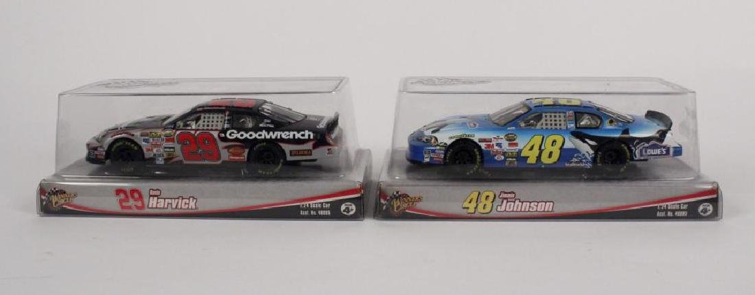 Kevin Harvick & Jimmie Johnson Nascar Collectibles - 5