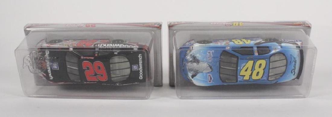 Kevin Harvick & Jimmie Johnson Nascar Collectibles - 9