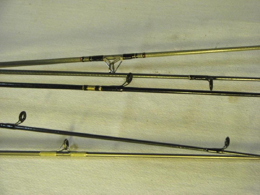 5 Fishing Rods - Shimano, Daiwa & Shakespeare - 6