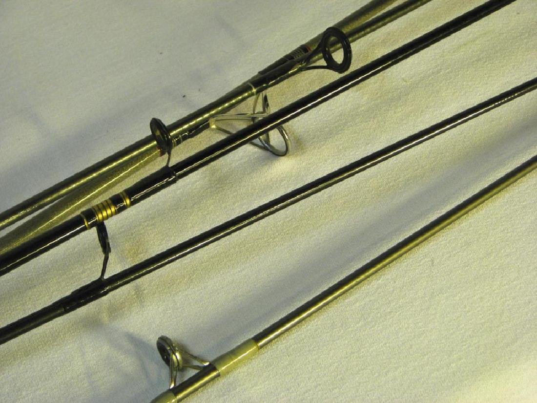 5 Fishing Rods - Shimano, Daiwa & Shakespeare - 7