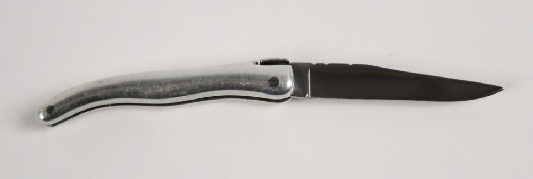 Laguiole Brossard Folding Pocket Knife - 3