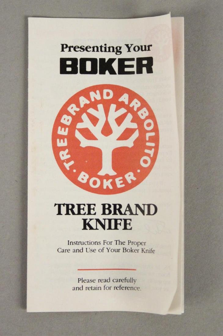 Tree Brand Classic Broker Sportsman's Pocket Knife - 10
