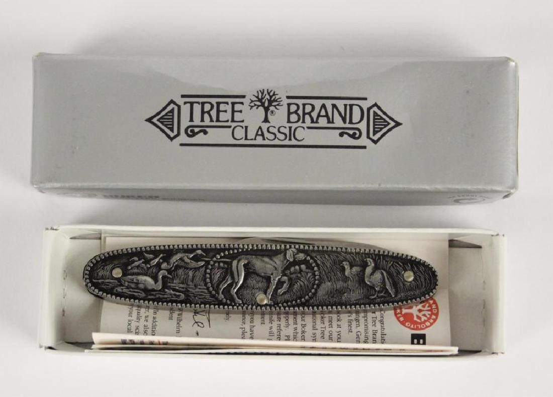 Tree Brand Classic Broker Sportsman's Pocket Knife