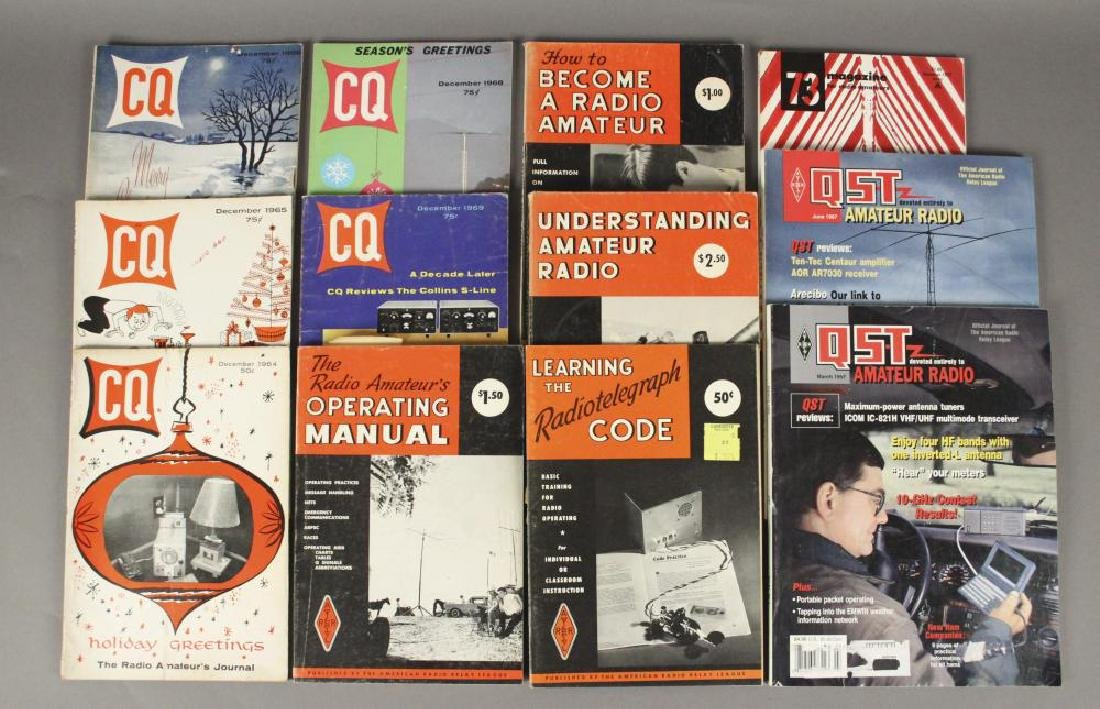 1960's Amateur Radio Magazines - Nice Collection