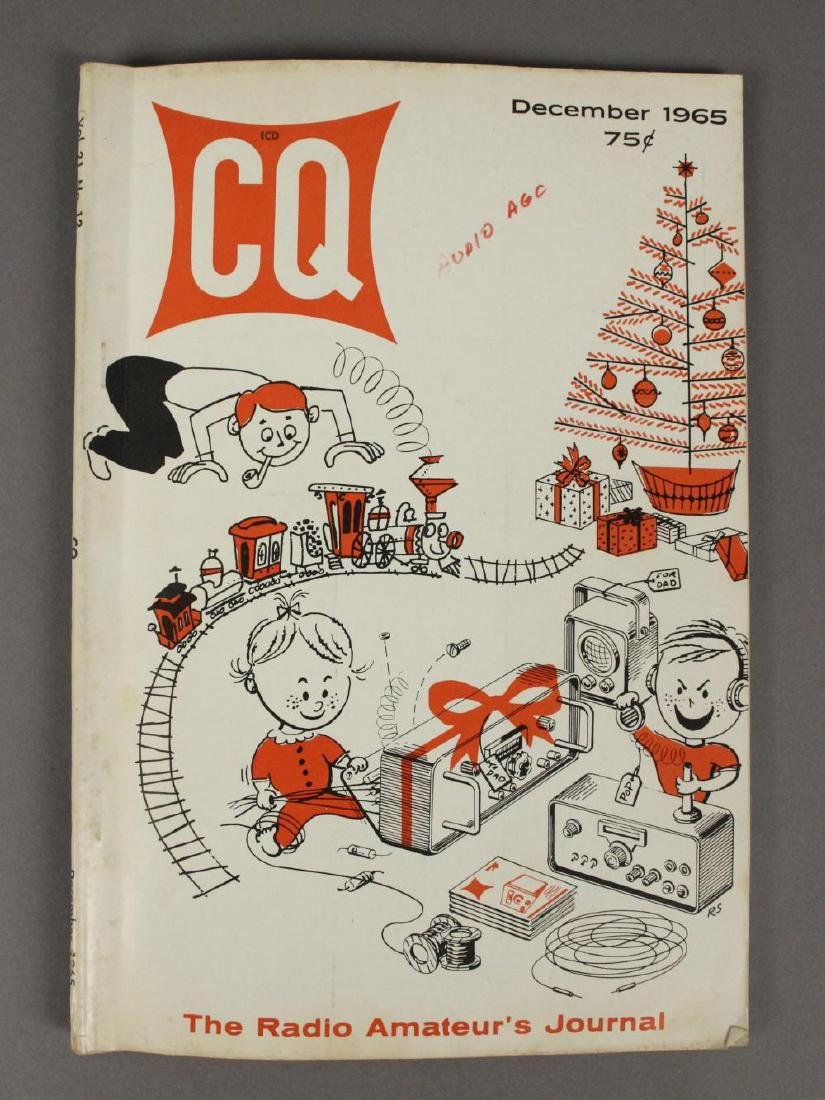 1960's Amateur Radio Magazines - Nice Collection - 7