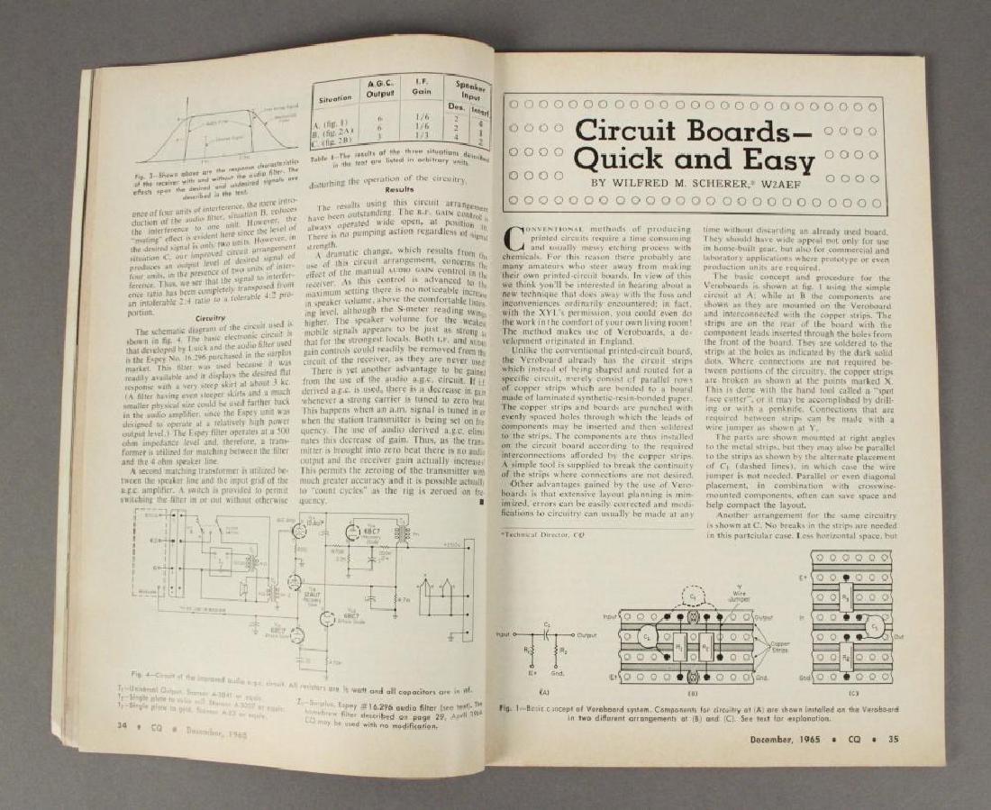 1960's Amateur Radio Magazines - Nice Collection - 8