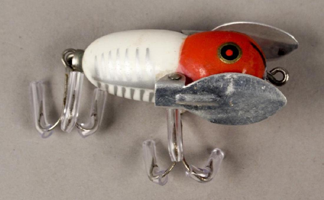 Heddon Tiny Crazy Crawler Fishing Lure