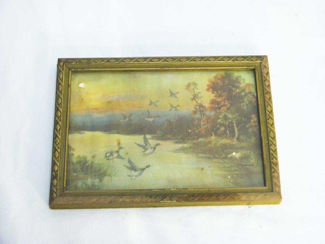 9 Fishing & Hunting Collectible Pictures - 5