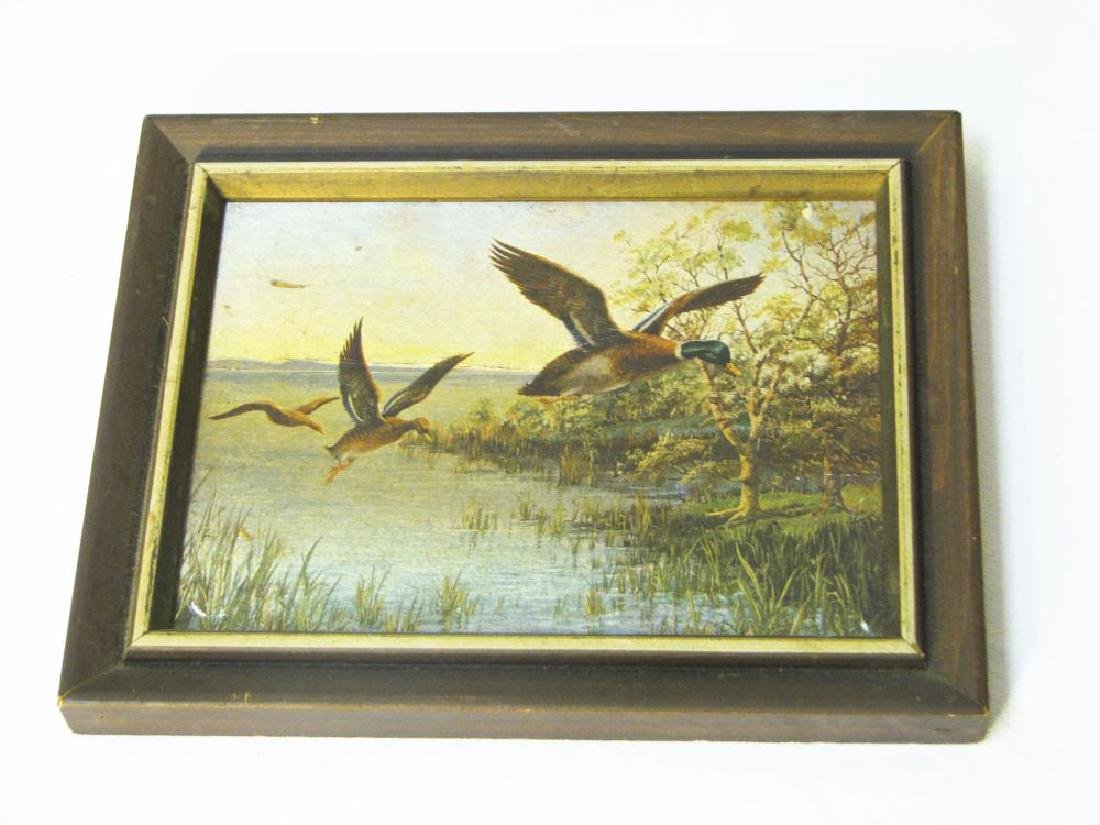 9 Fishing & Hunting Collectible Pictures - 6