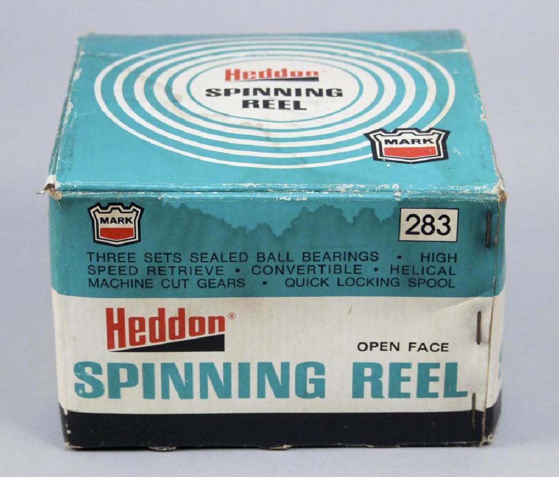Heddon Spinning Reel Model 283 Box