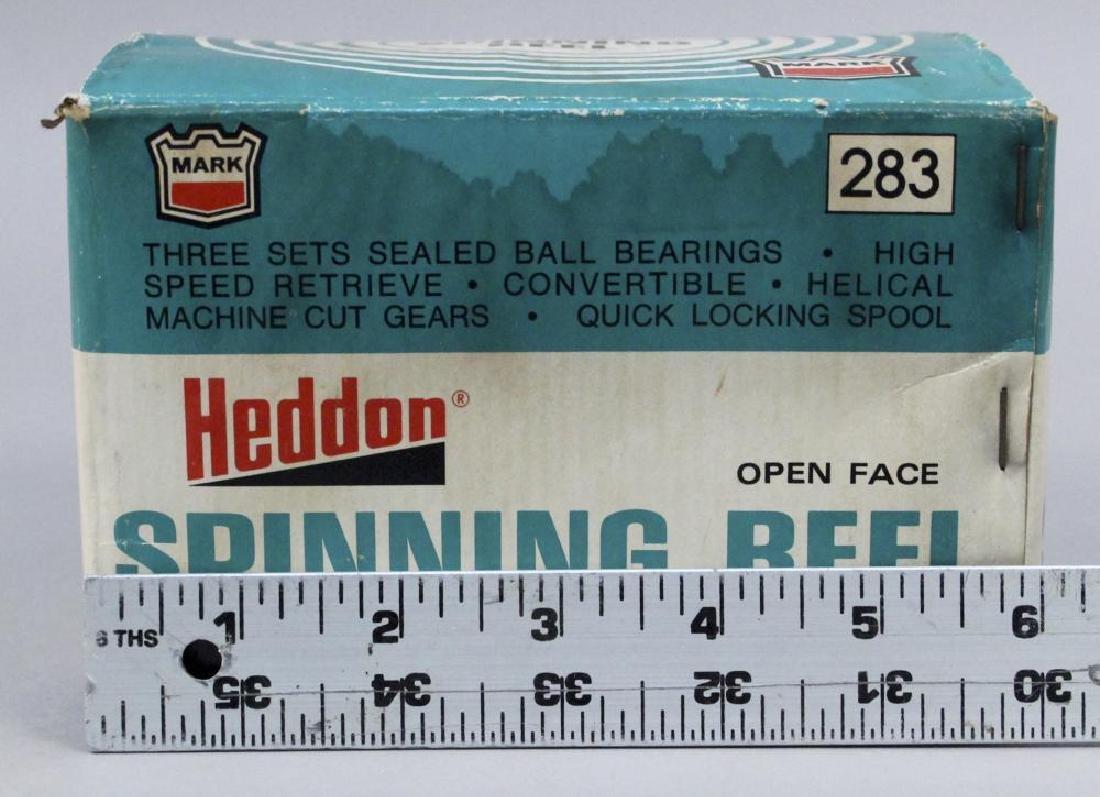 Heddon Spinning Reel Model 283 Box - 8