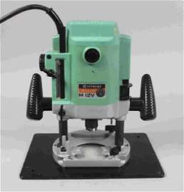 """Hitachi M12 Variable Speed 2/2"""" Plunge Router"""