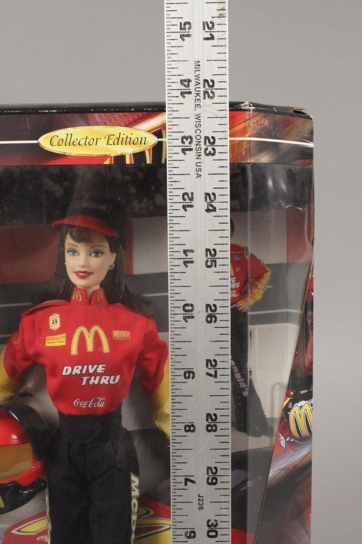 1999 McDonald Nascar Barbie Collectors Edition - 9