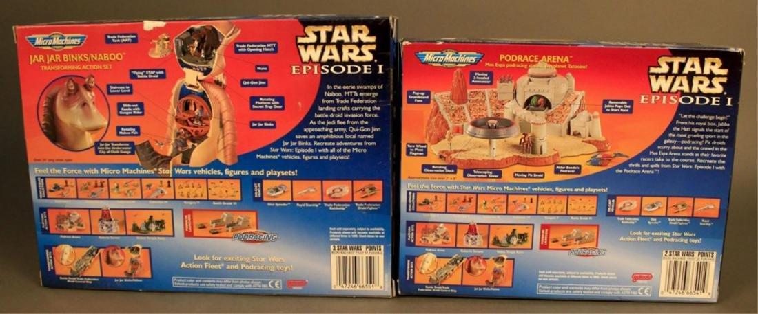 2 - 1998 Star Wars Episode 1 Micro Machine - 2