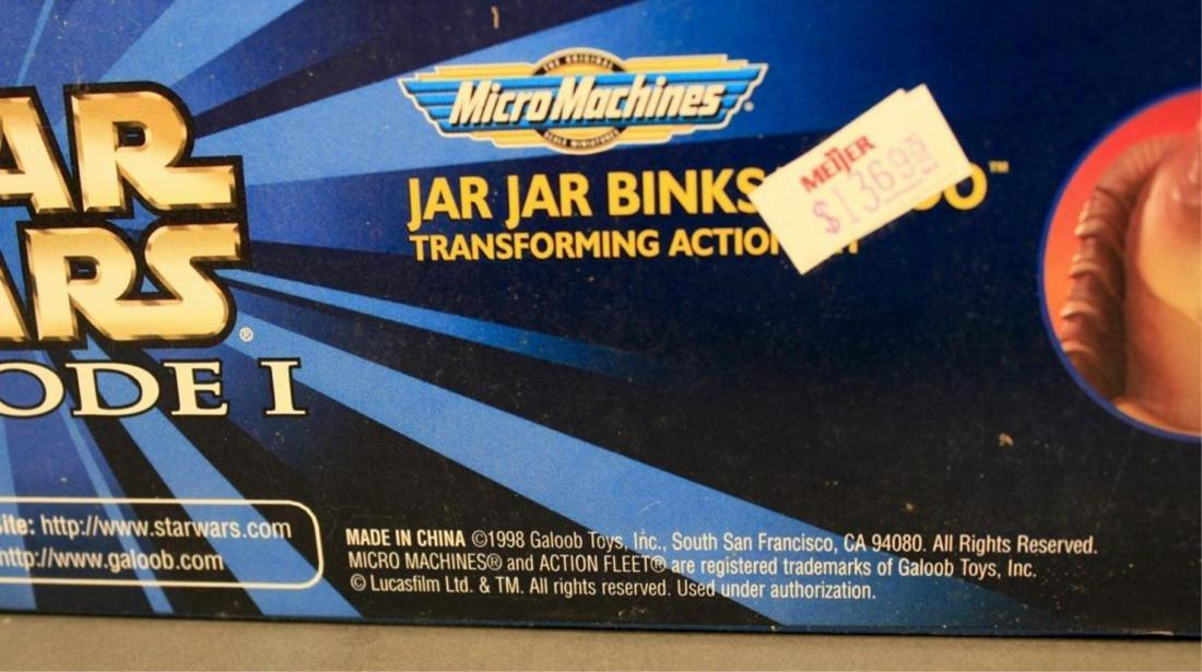 2 - 1998 Star Wars Episode 1 Micro Machine - 3