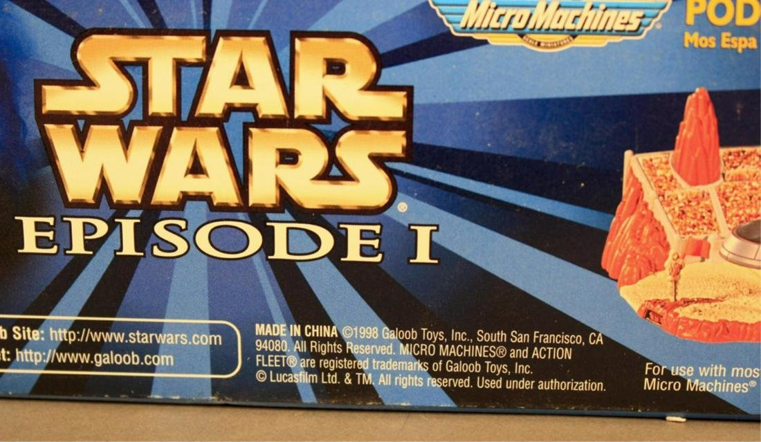 2 - 1998 Star Wars Episode 1 Micro Machine - 4