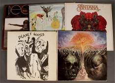 5 Records  60s 70s Rock  Santana  Dylan  More