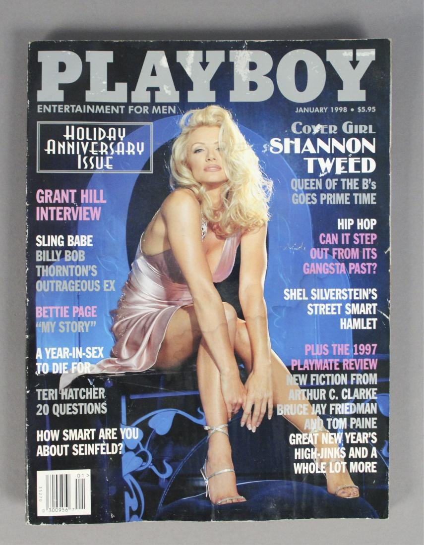 1998 Playboy Magazines - 10 Issues - 5