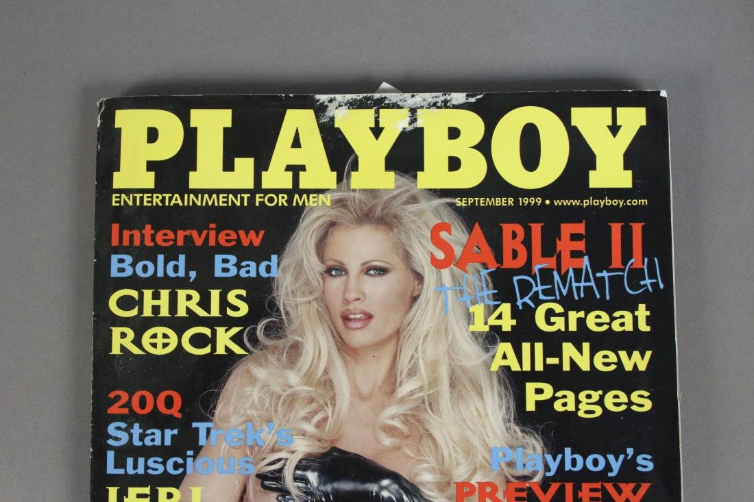 1999 Playboy Magazines - 10 Issues - 2
