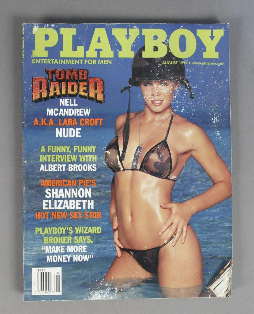1999 Playboy Magazines - 10 Issues - 3