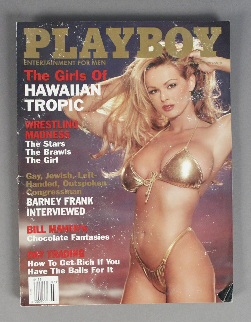1999 Playboy Magazines - 10 Issues - 4