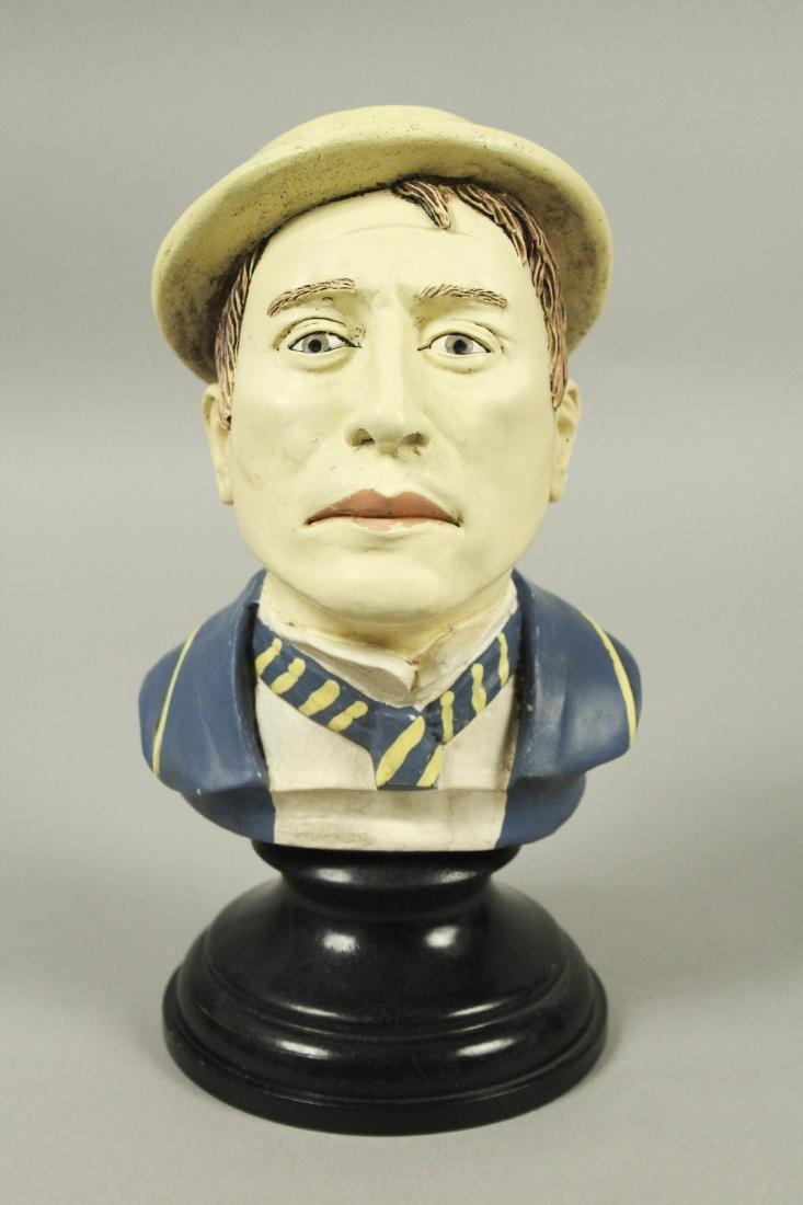 Buster Keaton Resin Bust