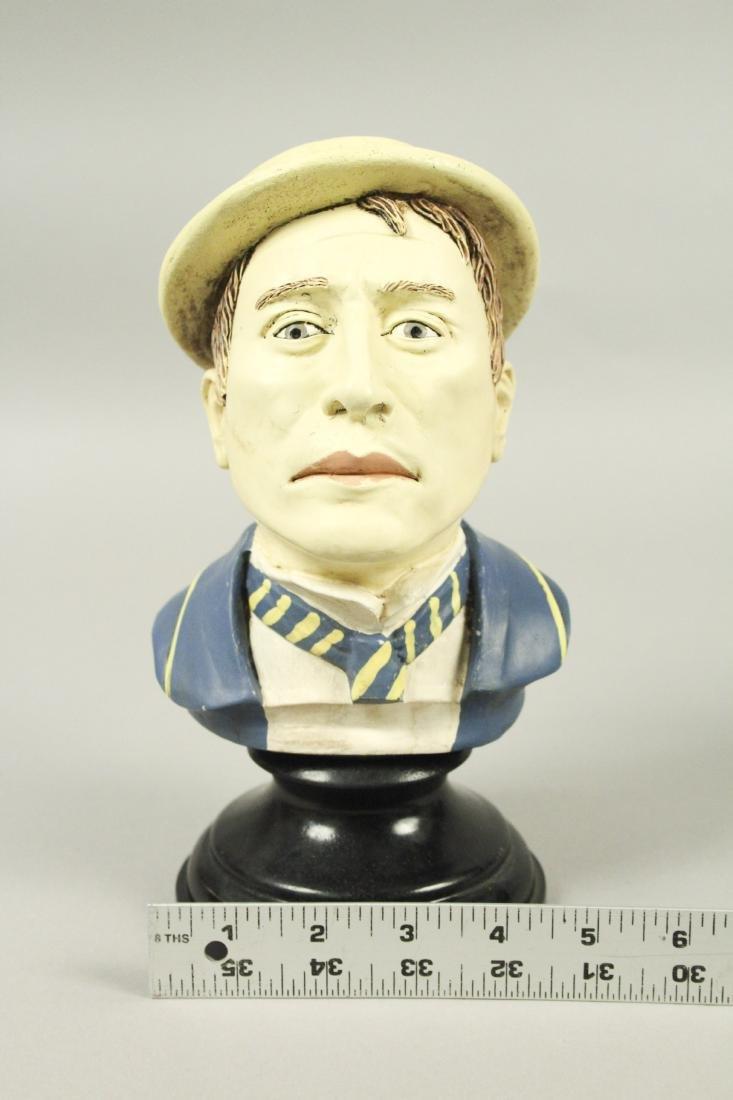 Buster Keaton Resin Bust - 5