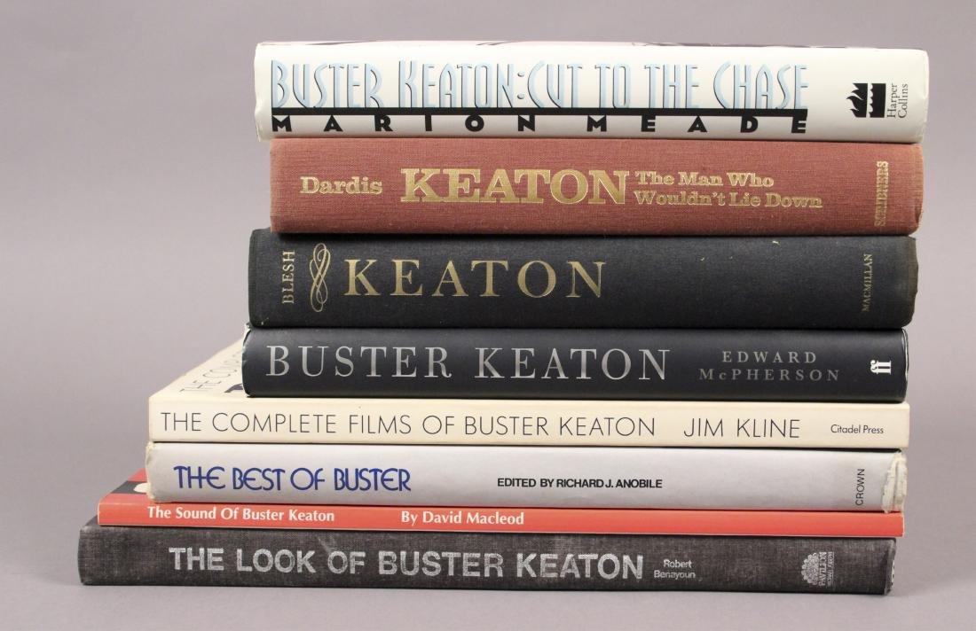 10 Silent Film Star Buster Keaton Books - 3