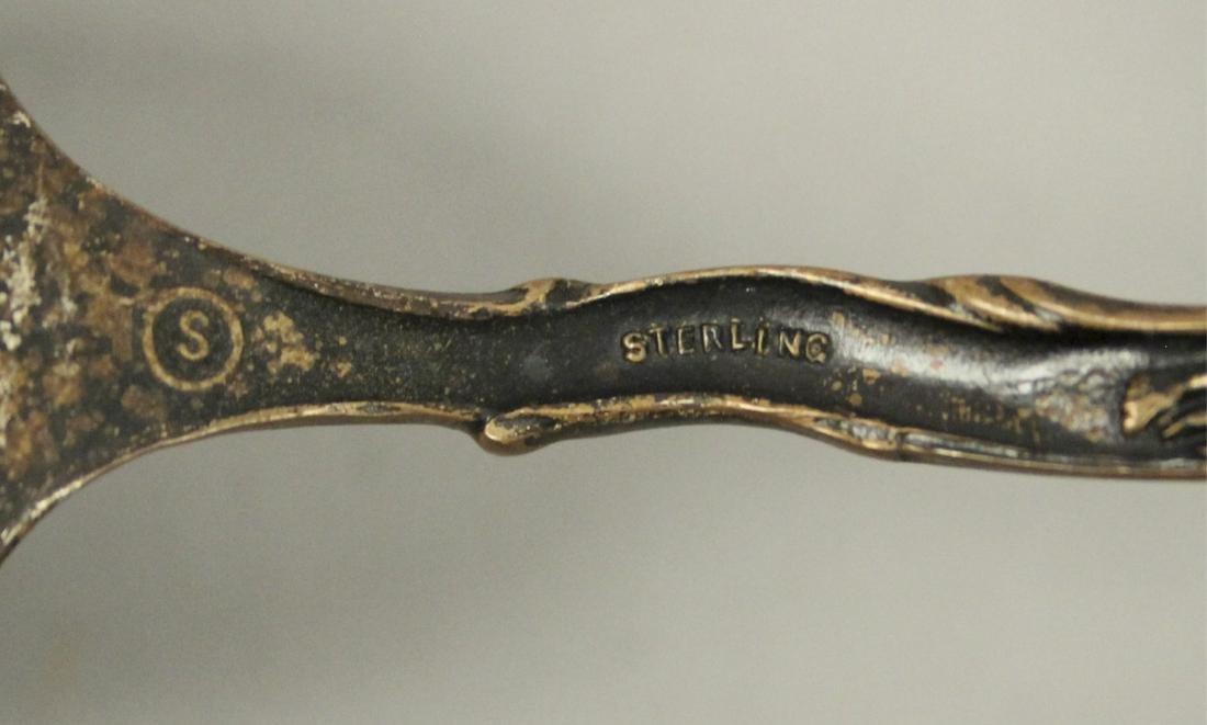 Collectible Souvenir Spoons - 4