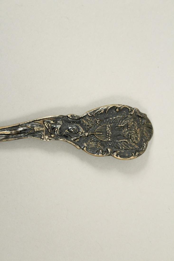 Collectible Souvenir Spoons - 5