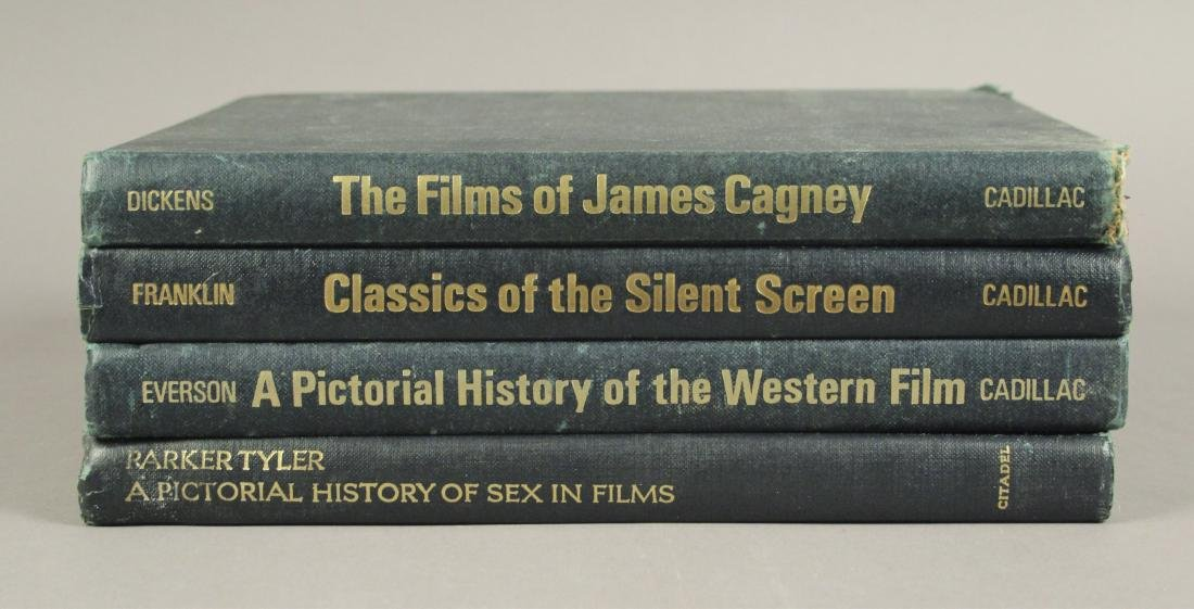 Collection of Film History Books