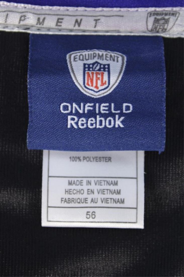 Michael Oher #74 Baltimore Ravens NFL Jersey - 3